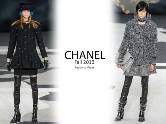 Le Meilleur Shopping For Fall Chanel Style Runway And Editorial Video Ce Mois Ci Original 1024 x 768