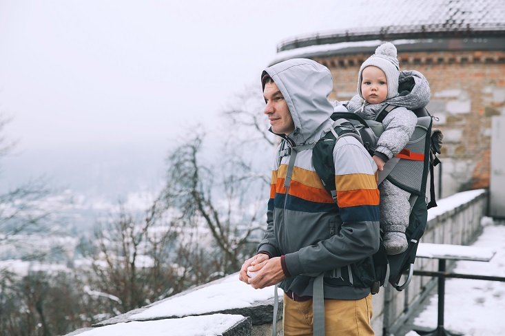 Le Meilleur The Best Baby Carrier For Hiking 2018 Reviews And Top Picks Ce Mois Ci