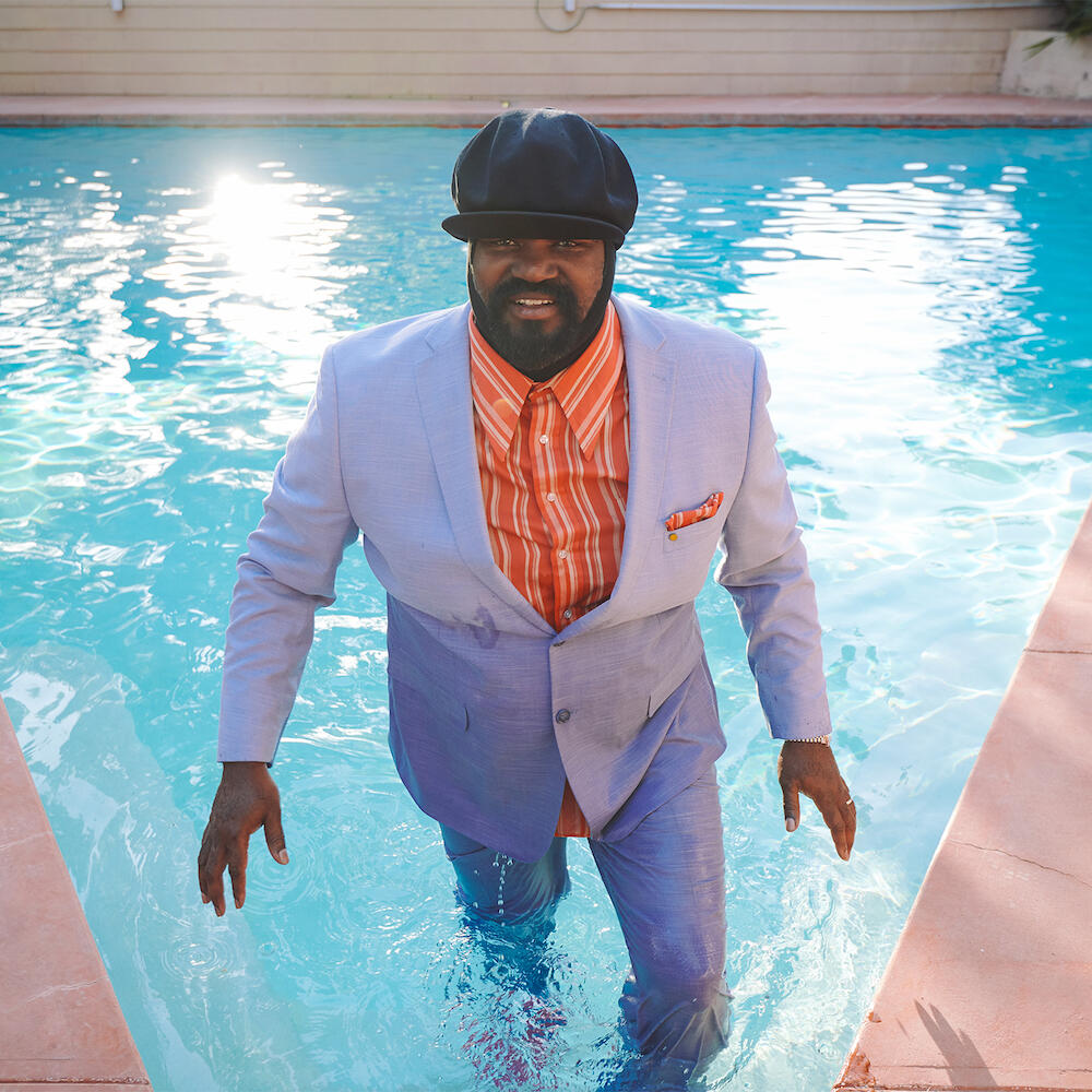 Le Meilleur Gregory Porter Radio Listen To Free Music Get The Ce Mois Ci