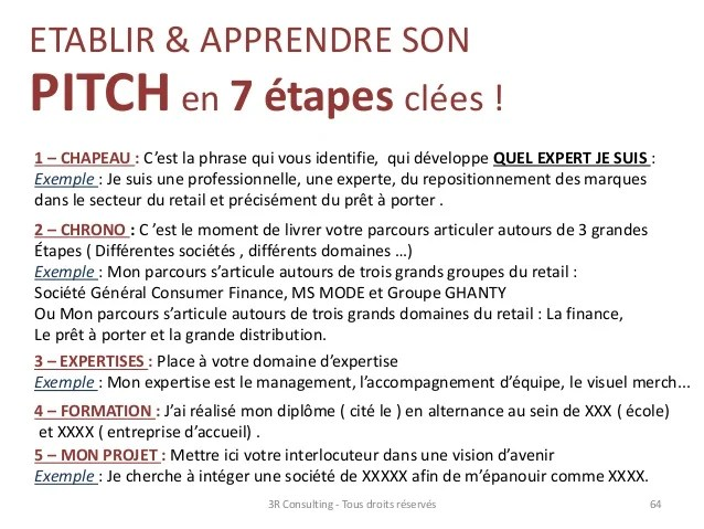 Le Meilleur Sales Talk Ou Marketing De Soi Ce Mois Ci