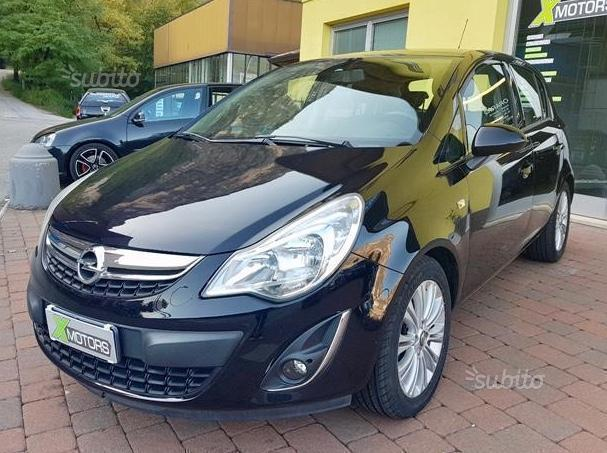 Le Meilleur Sold Opel Corsa 1 3 Ctdi 95Cv Cosm Used Cars For Sale Ce Mois Ci