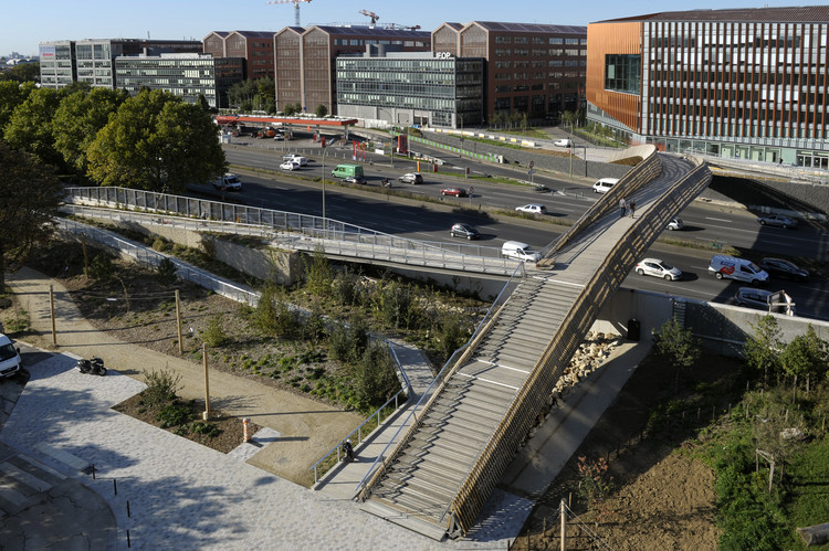 Le Meilleur The Claude Bernard Overpass Dvvd Engineers Architects Ce Mois Ci