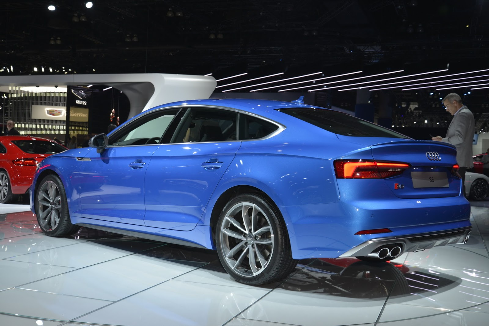 Le Meilleur You Can Now Have An Audi A5 Or S5 With Five Doors In Ce Mois Ci