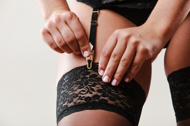 Le Meilleur How To Attach Thigh Highs To A Garter Belt Leaftv Ce Mois Ci