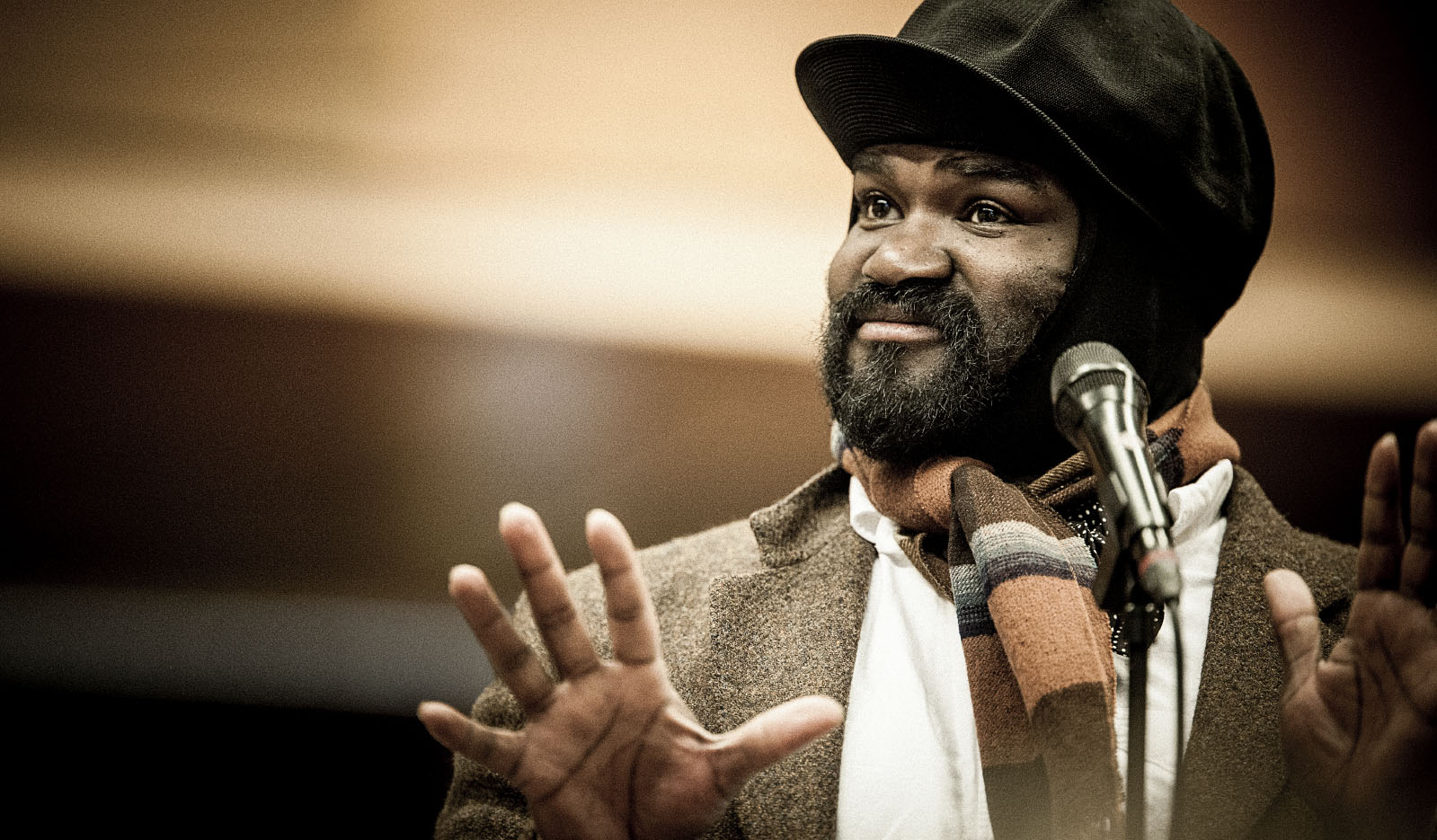 Le Meilleur Gregory Porter – Harrogate International Centre – Saturday Ce Mois Ci