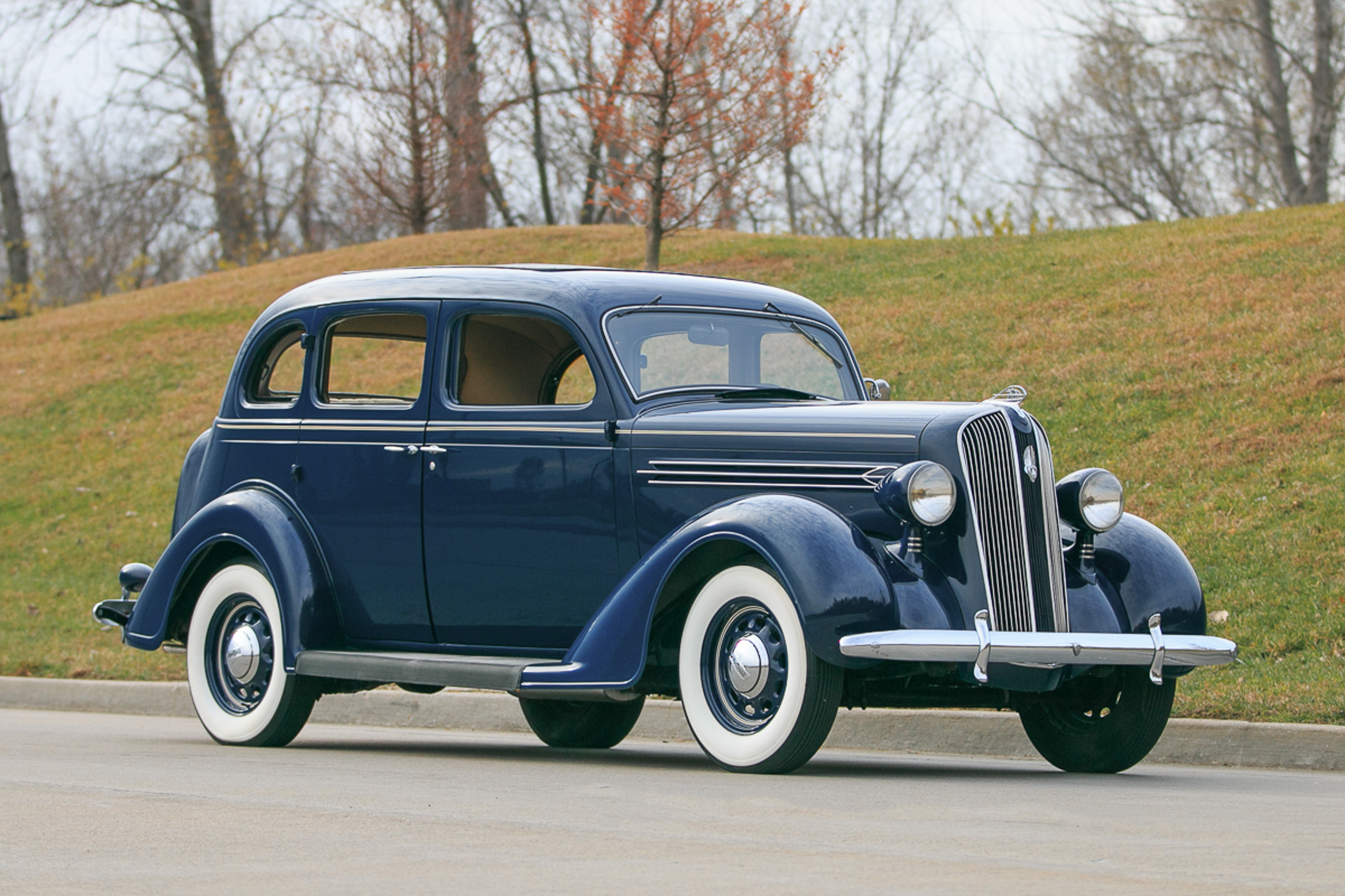 Le Meilleur 1936 Plymouth 4 Door Touring Sedan Fast Lane Classic Cars Ce Mois Ci