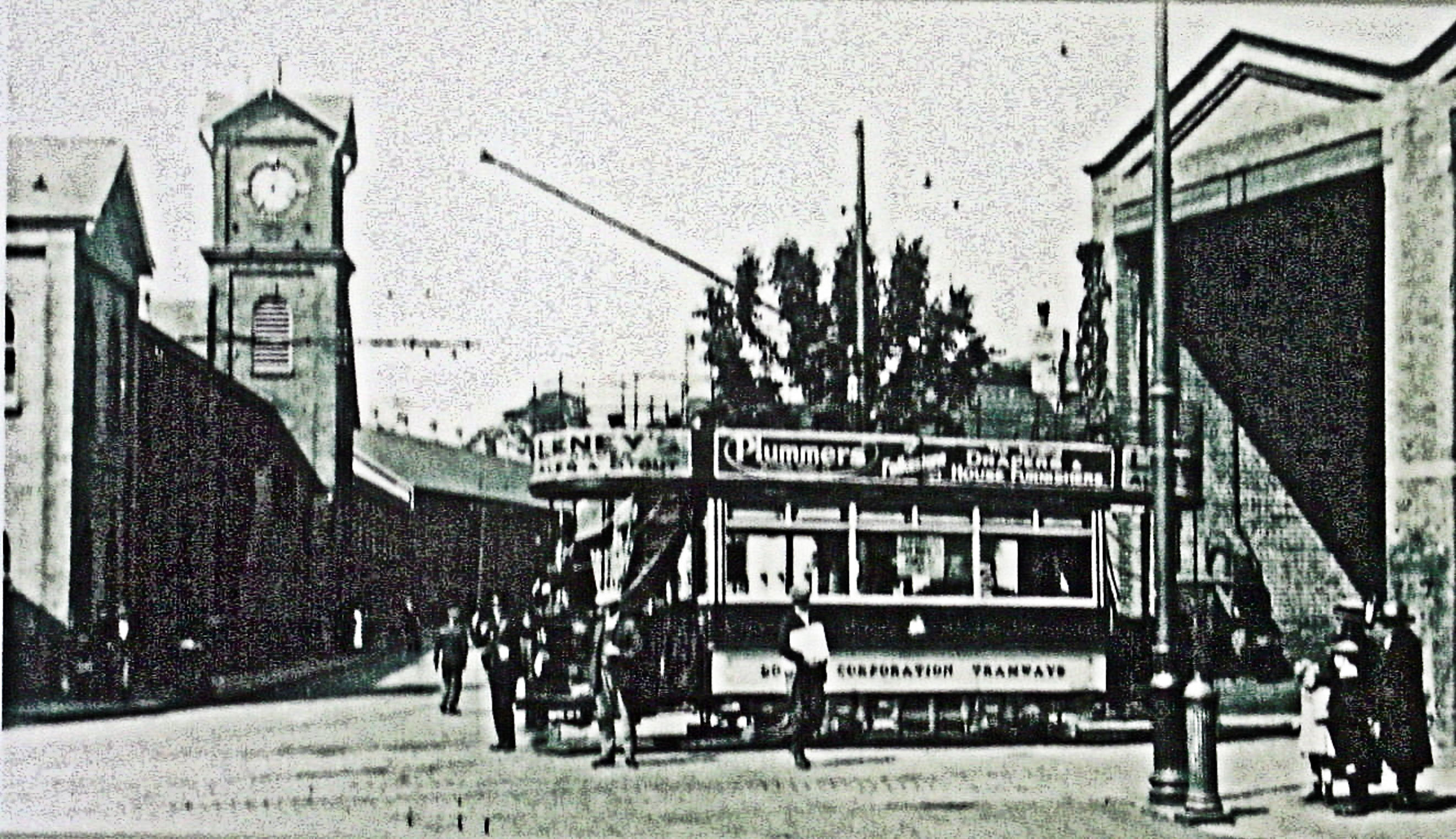 Le Meilleur Crabble Tram Accident – 19 August 1917 The Dover Historian Ce Mois Ci