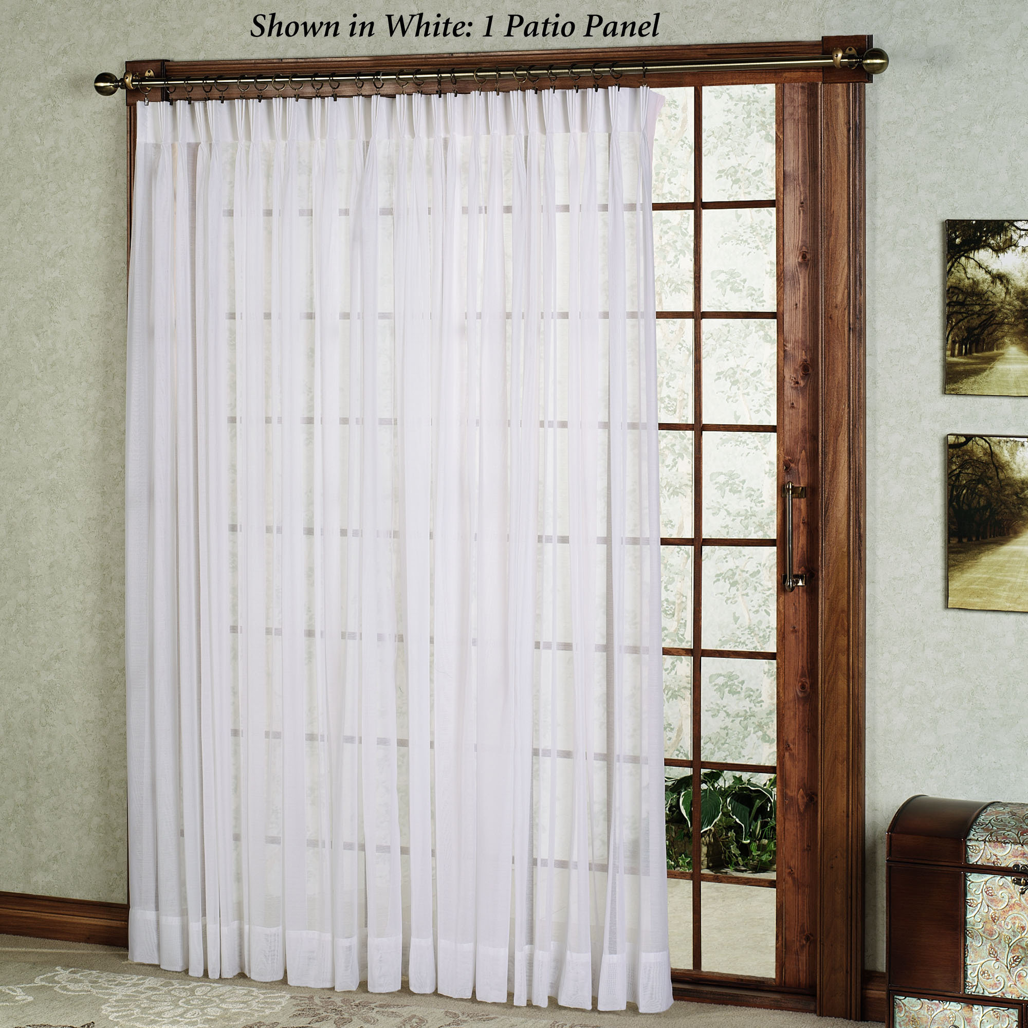Le Meilleur Patio Door Curtain Ideas Homesfeed Ce Mois Ci