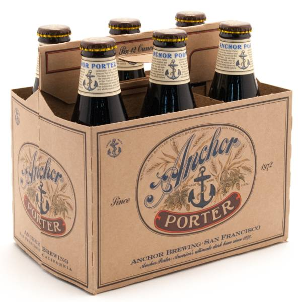 Le Meilleur Anchor Porter 6 Pack Beer Wine And Liquor Delivered Ce Mois Ci Original 1024 x 768