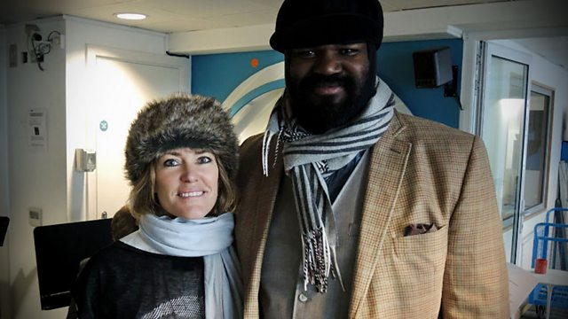 Le Meilleur Bbc Radio 6 Music Cerys Matthews Gregory Porter In Session Ce Mois Ci