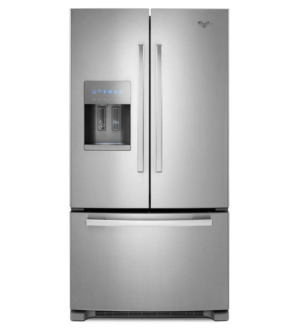 Le Meilleur Whirlpool Gi6Farxxy Gold Series French Door Refrigerator Ce Mois Ci