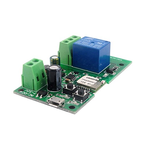 Le Meilleur Mhcozy 1 Channel 5 32V Wifi Momentary Inching Relay Self Ce Mois Ci