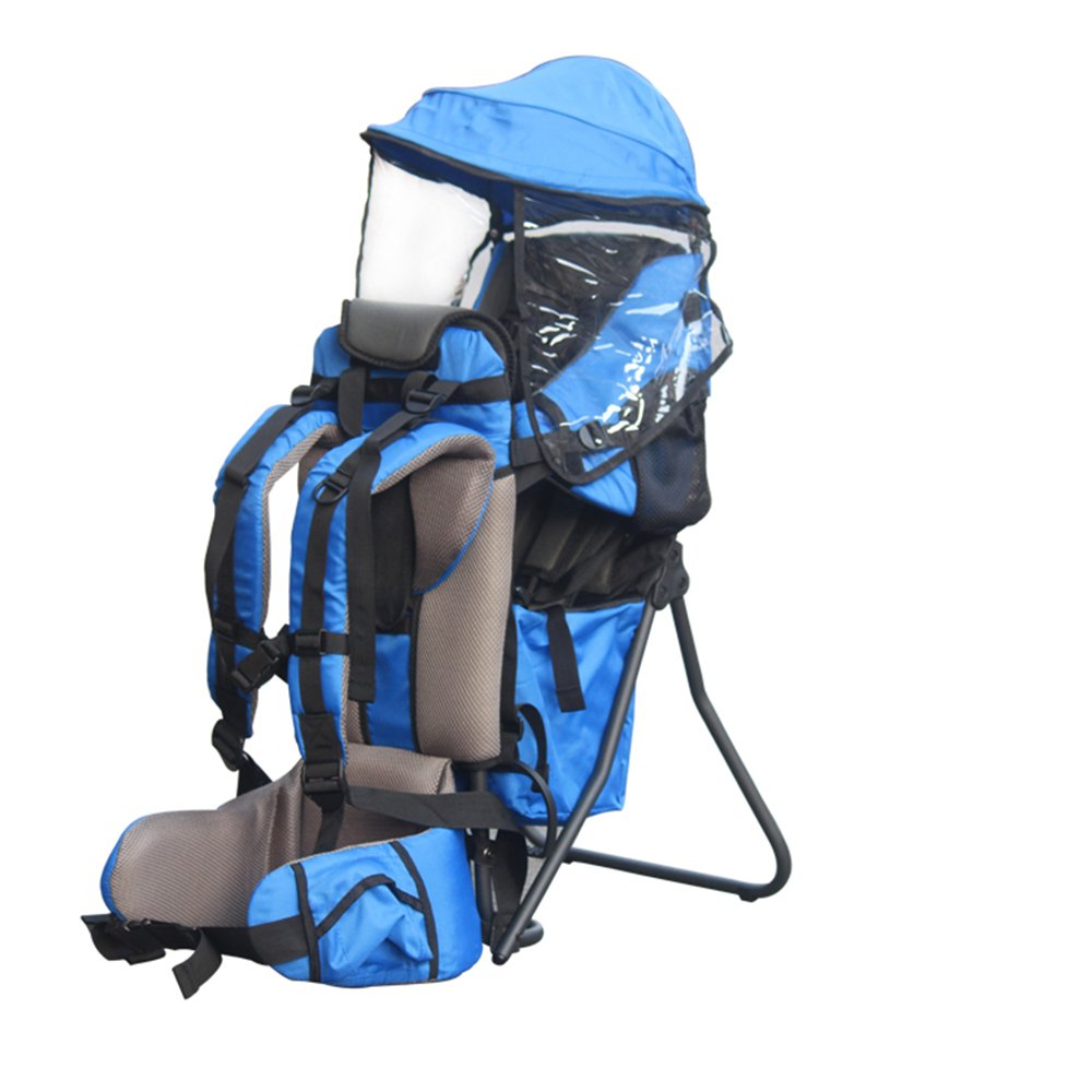 Le Meilleur Beanbone Baby Toddler Hiking Backpack Carrier W Stand Ce Mois Ci
