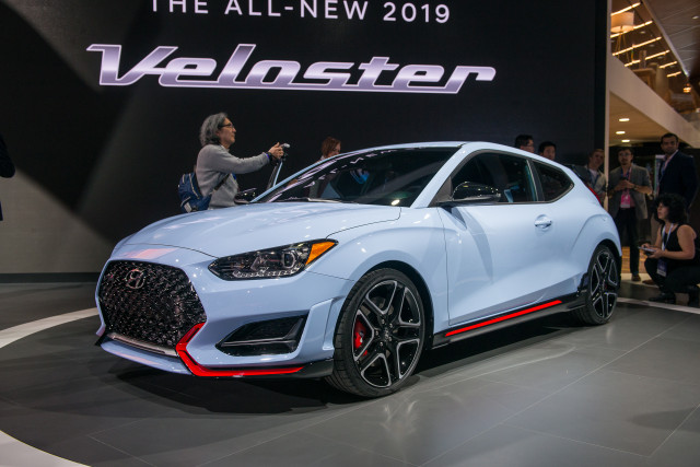 Le Meilleur 2019 Hyundai Veloster Price Announced Three Doors For 19 385 Ce Mois Ci