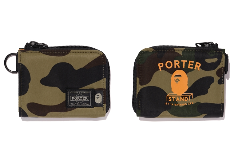 Le Meilleur Porter X Bape Stand Truck Collection Sneakers Addict Ce Mois Ci