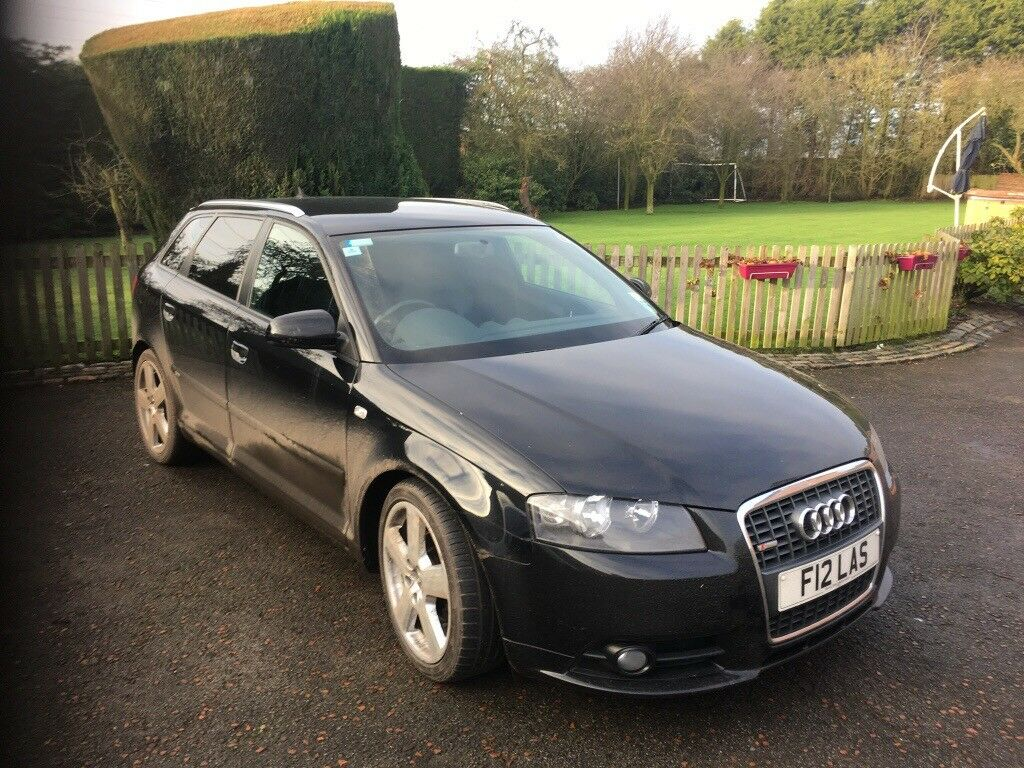 Le Meilleur Audi A3 S Line 5 Door In Lymm Cheshire Gumtree Ce Mois Ci