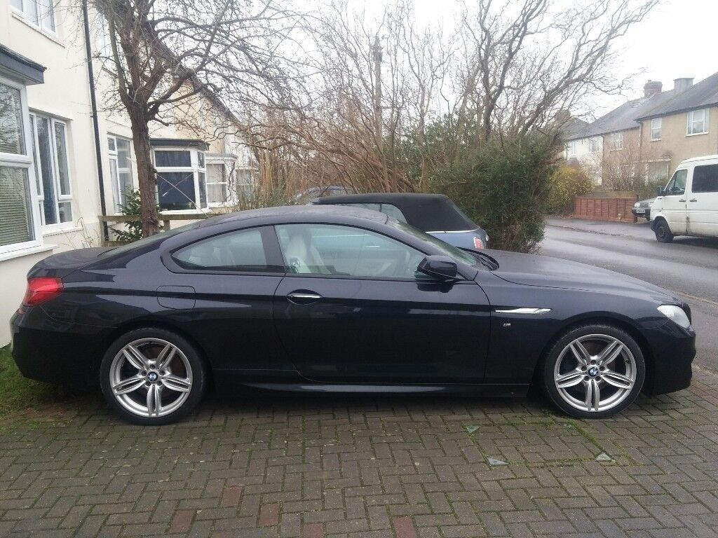 Le Meilleur Bmw 6 Series 3 640D M Sport Coupe 2 Door In Headington Ce Mois Ci