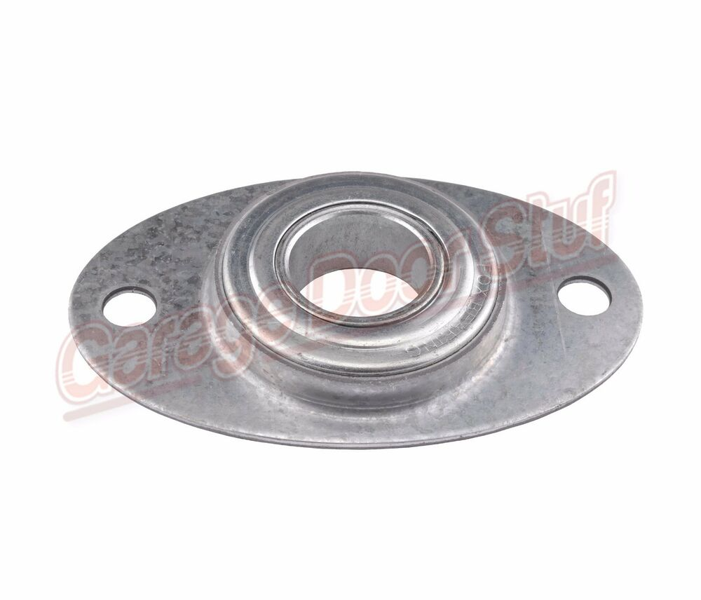 Le Meilleur Garage Door Bearing 1 Flanged With Oval Plate Trailer Ce Mois Ci