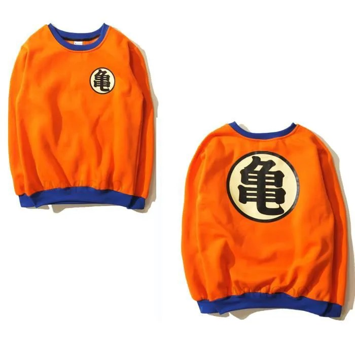 Le Meilleur Dragon Ball Z Yamcha Cosplay Pull Maillot Sweater Sweat À Ce Mois Ci