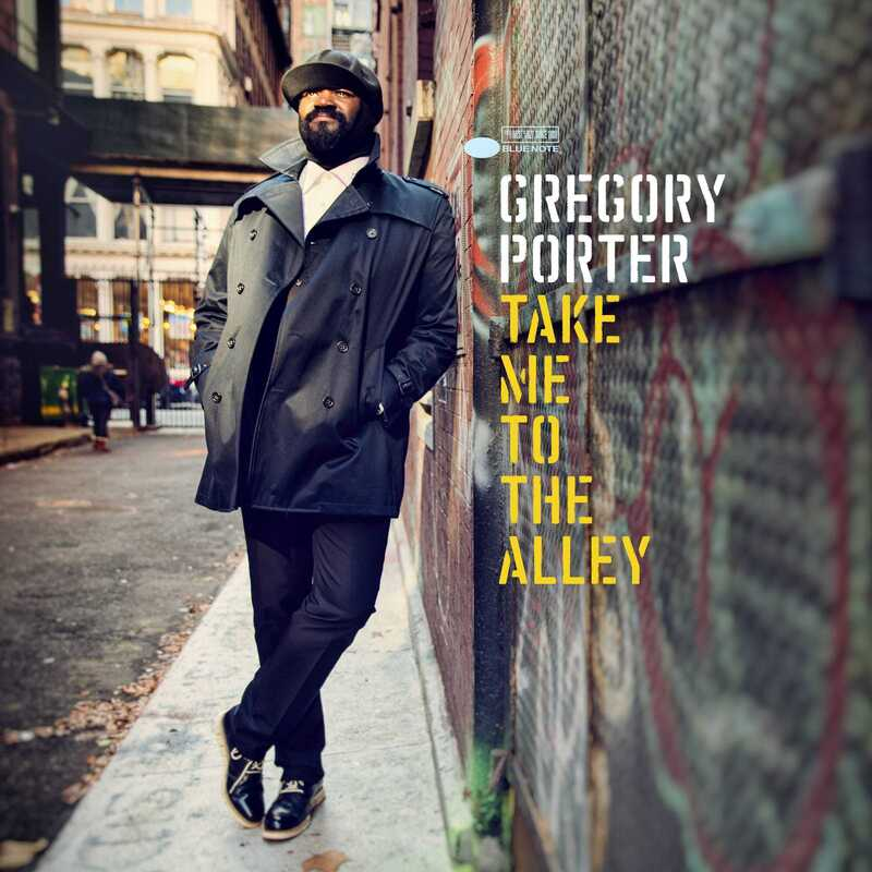 Le Meilleur Review Gregory Porter Take Me To The Alley Npr Ce Mois Ci