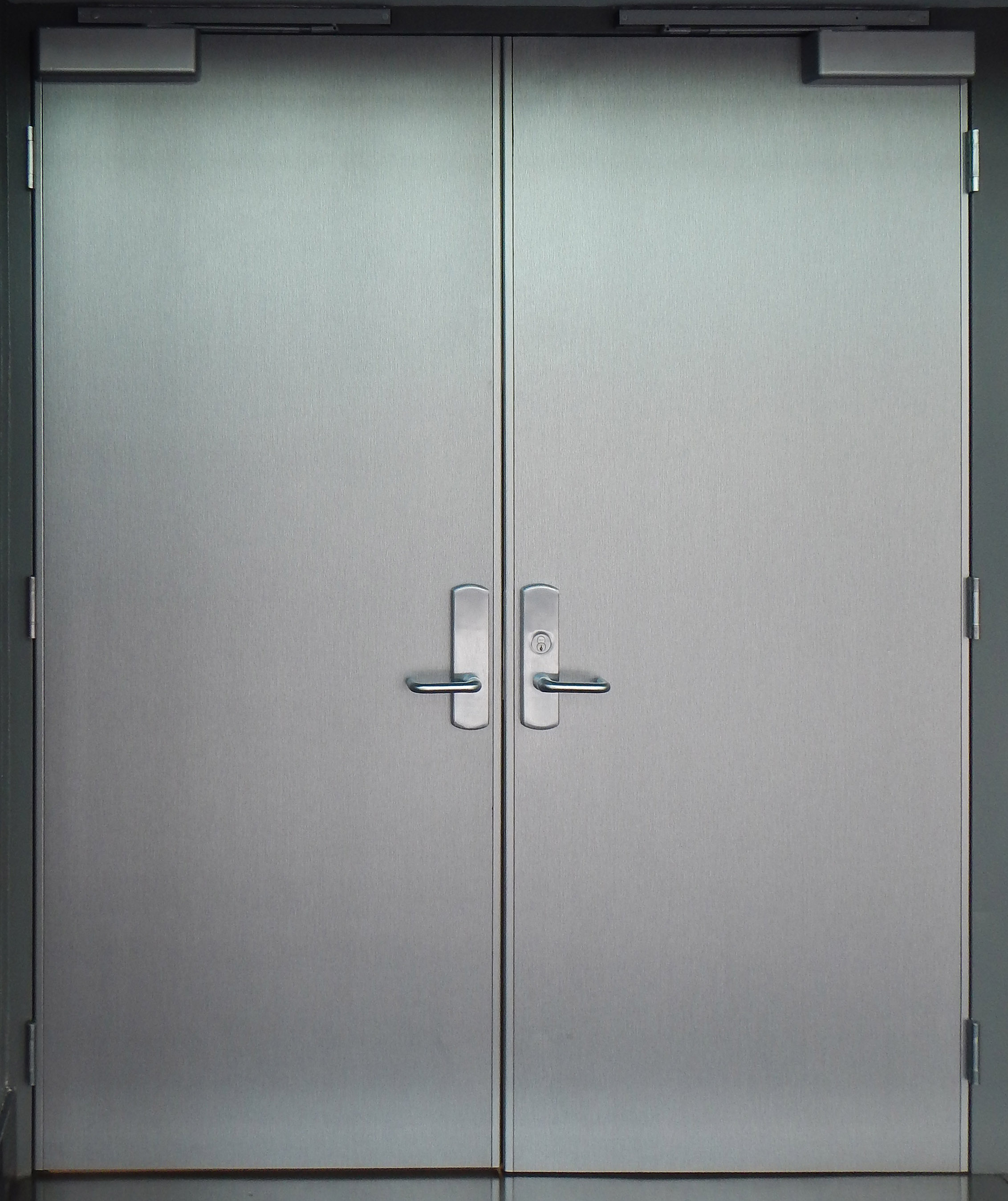 Le Meilleur Free Photo Metal Door Shapes Steel Texture Free Ce Mois Ci