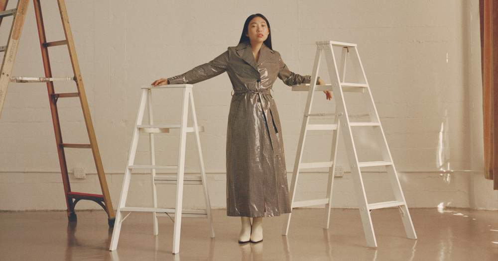 Le Meilleur Awkwafina Talks Representation Racism Breaking New Ce Mois Ci