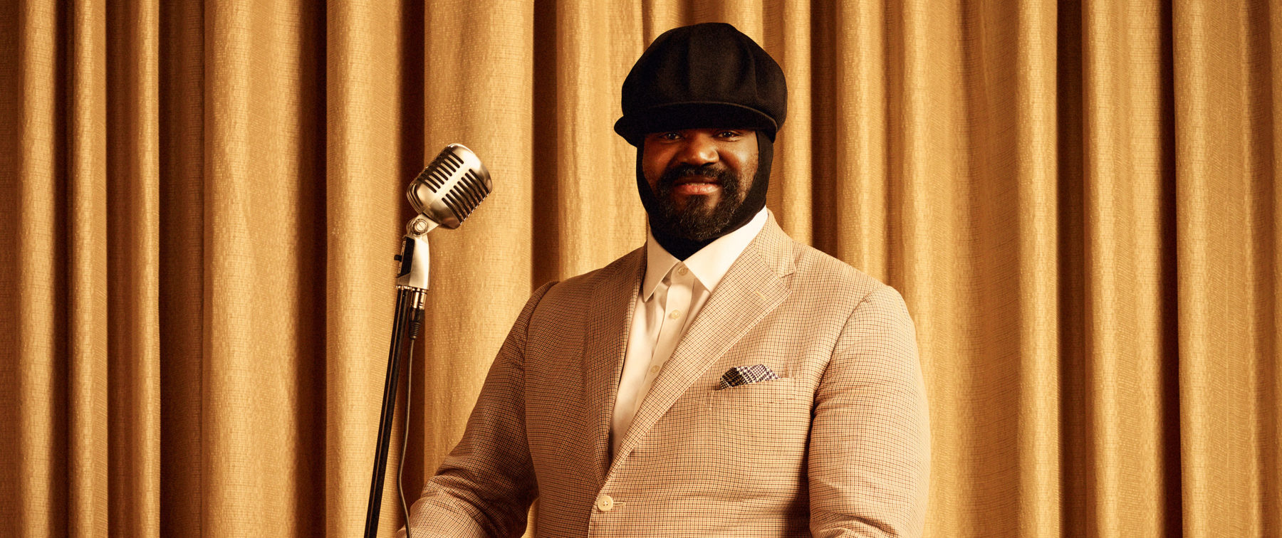 Le Meilleur Gregory Porter Talks Finding Fame Reinventing Jazz And Ce Mois Ci