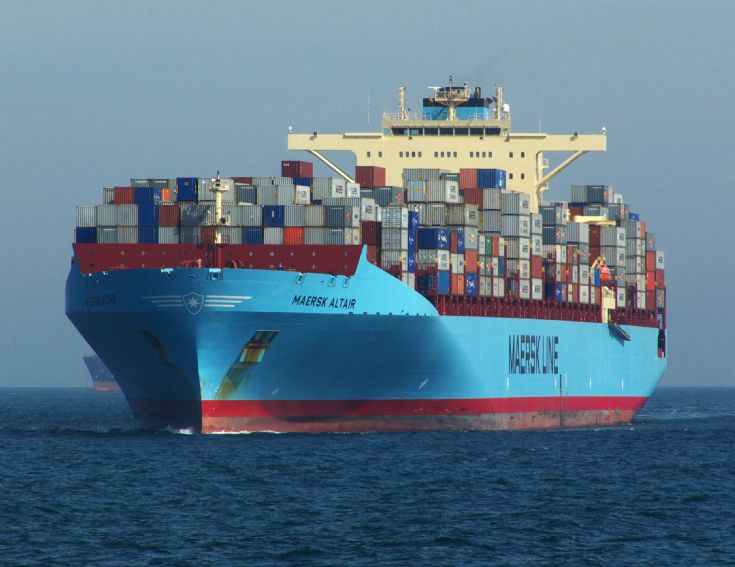 Le Meilleur Iran Says Maersk Ship Arrested 'For Debt' Ce Mois Ci
