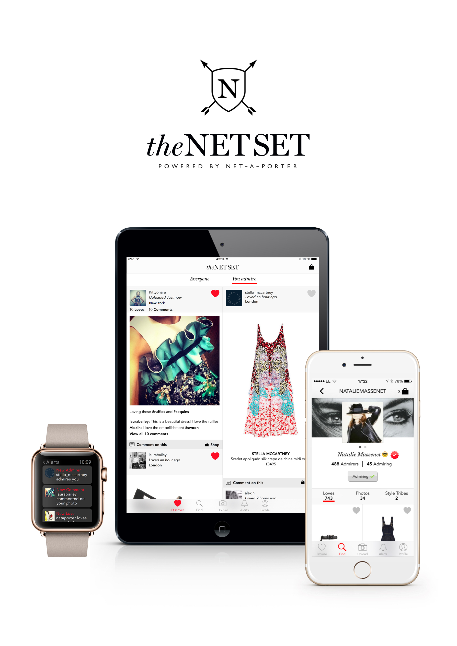 Le Meilleur Net A Porter Pressures Nordstrom Neiman And Saks With New Ce Mois Ci