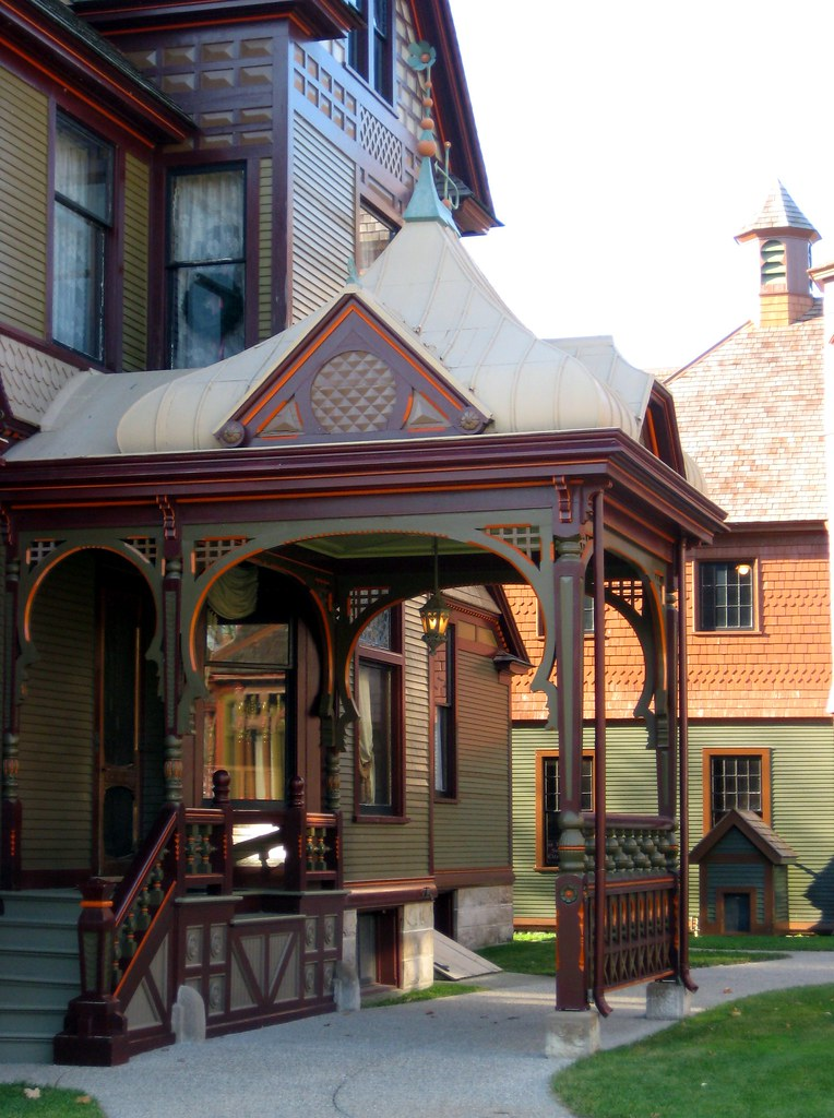 Le Meilleur Porte Cochere On The Hackley House In Downtown Muskegon Ce Mois Ci