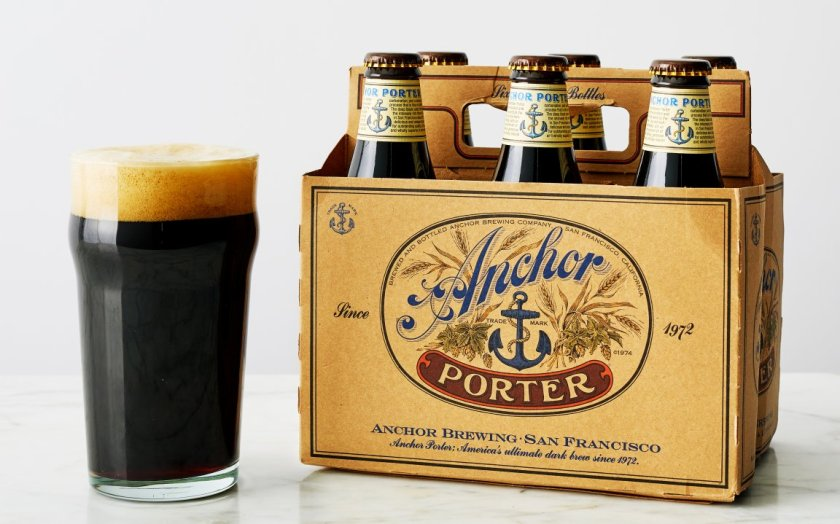 Le Meilleur Porter Anchor Brewing Company Sf Bay Good Eggs Ce Mois Ci