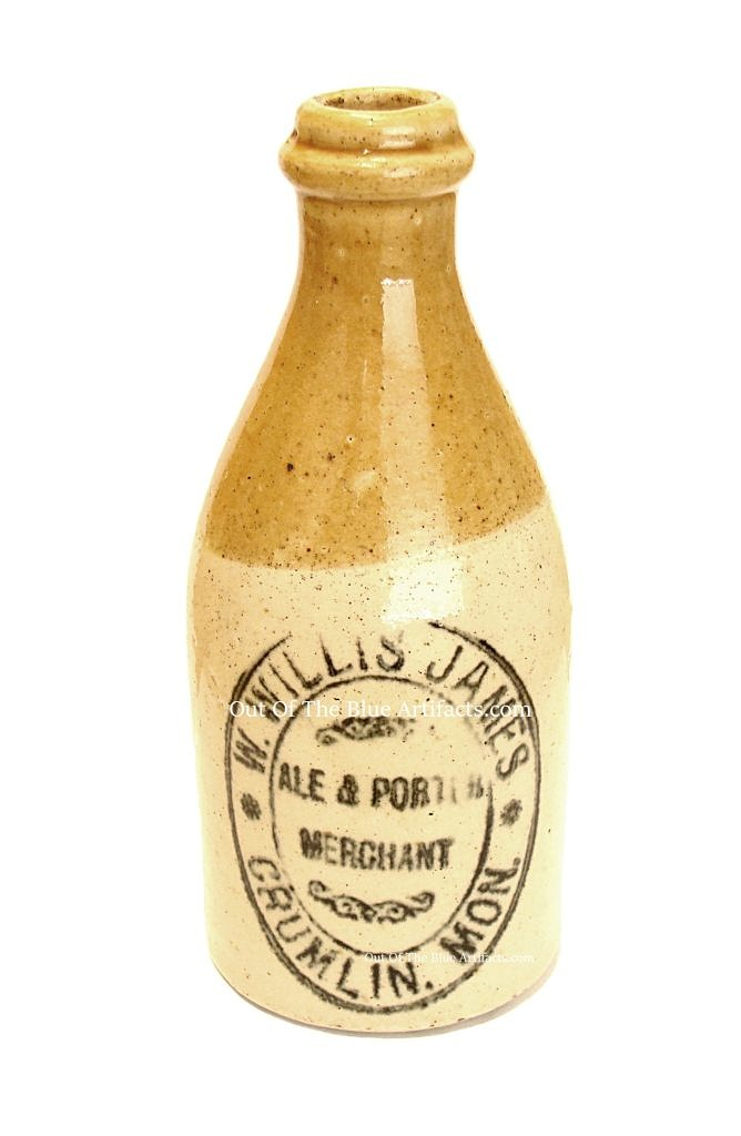 Le Meilleur Mr William Willis James – Ale And Porter Bottle Out Of Ce Mois Ci
