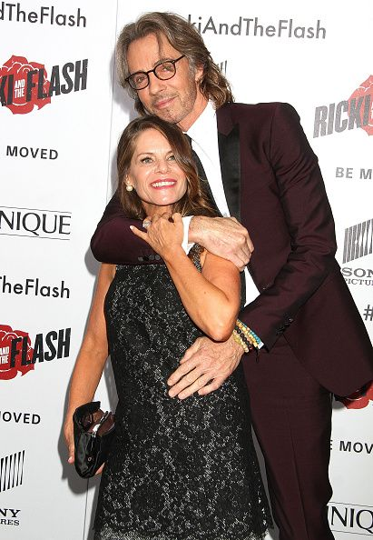 Le Meilleur Rick Springfield And Barbara Porter Attend Ricki And The Ce Mois Ci