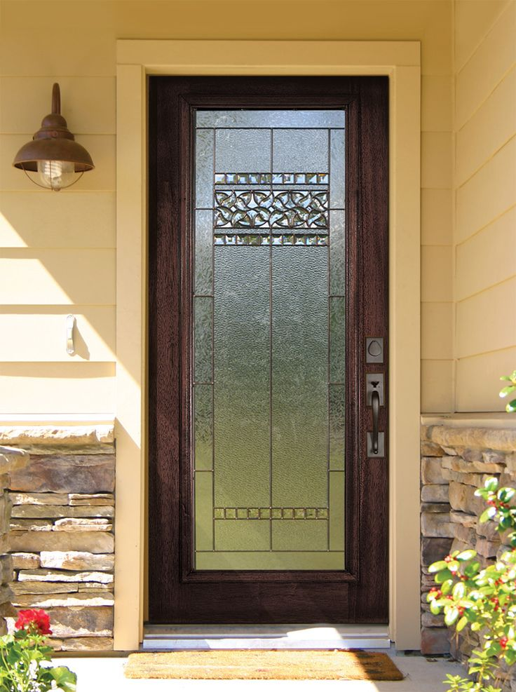Le Meilleur 1000 Images About Elegant Wood Entry Doors On Pinterest Ce Mois Ci
