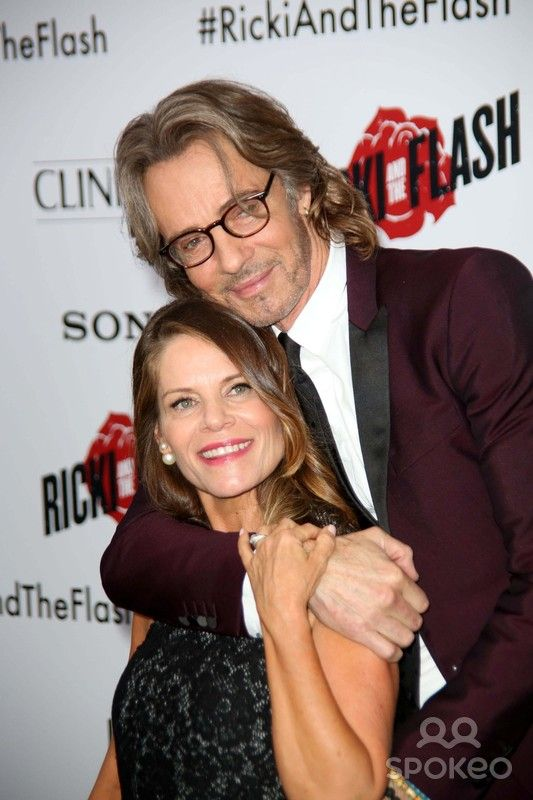 Le Meilleur Rick Springfield And Barbara Porter Attend The World Ce Mois Ci