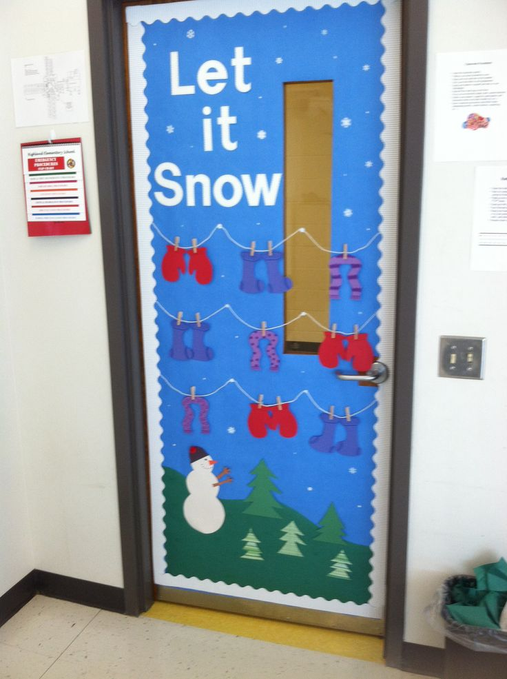Le Meilleur 17 Best Ideas About Christmas Classroom Door On Pinterest Ce Mois Ci