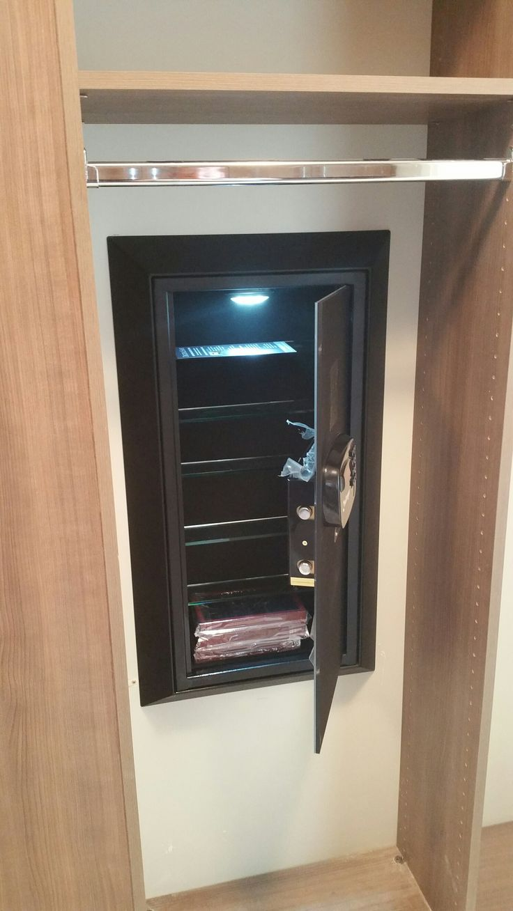Le Meilleur 25 Best Ideas About In Wall Gun Safe On Pinterest Gun Ce Mois Ci