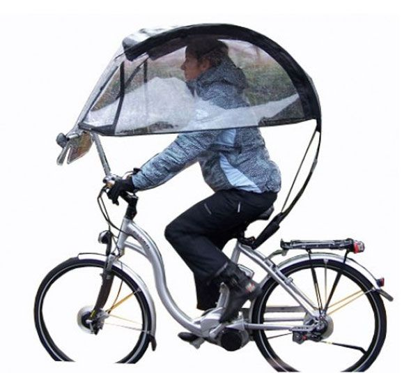 Le Meilleur The Veltop Classic Offer Bicycle Commuters Some Shelter Ce Mois Ci