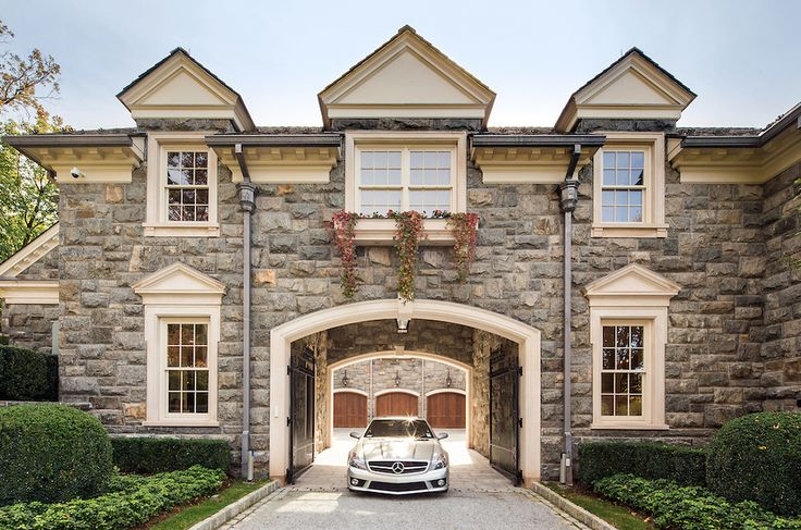 Le Meilleur What A Driveway Should Look Like The Stone Mansion In Ce Mois Ci