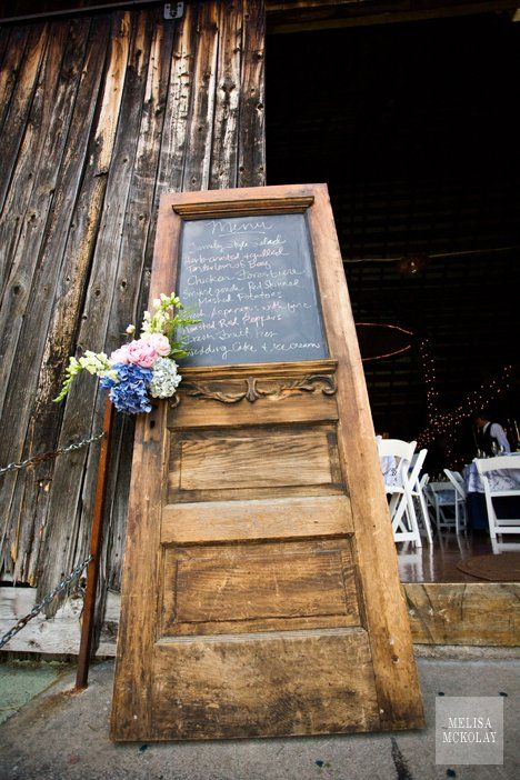 Le Meilleur Old Door Reused Into Restaurant Menu Old Doors Doors Ce Mois Ci