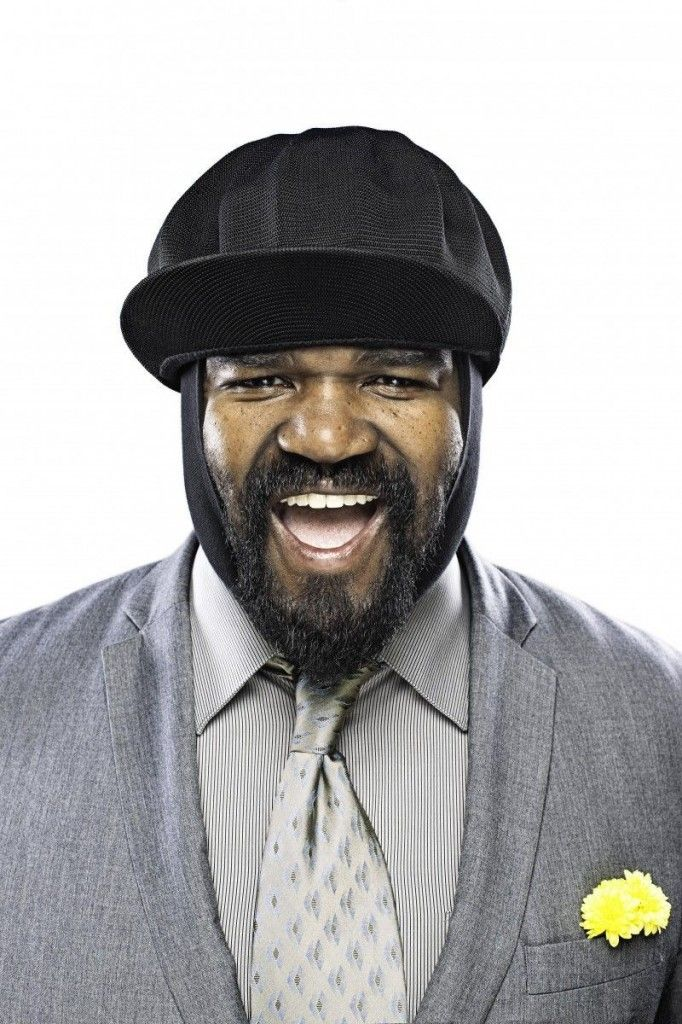 Le Meilleur Gregory Porter The Voice Of A New Generation Irock Jazz Ce Mois Ci