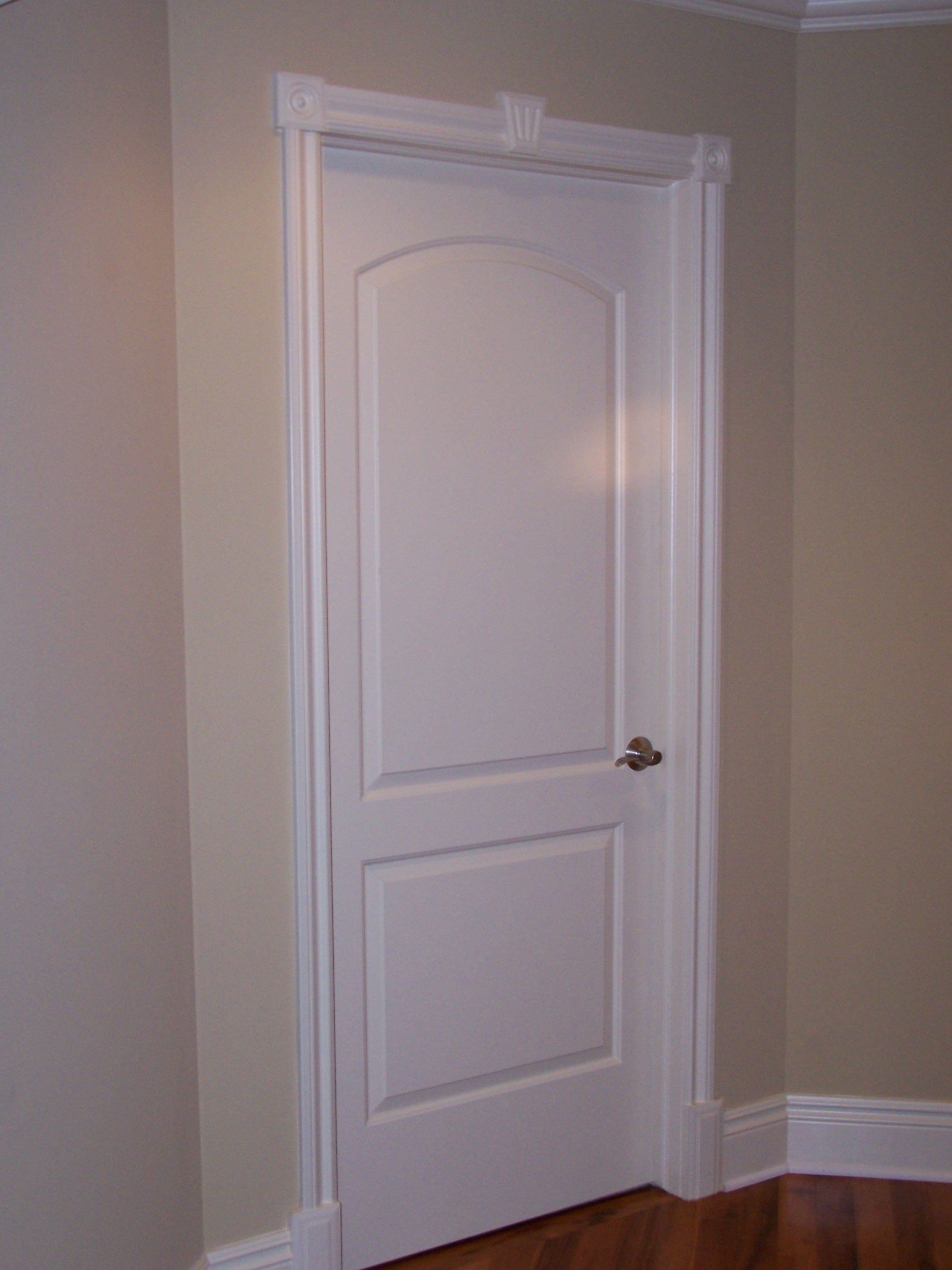 Le Meilleur Decorative Door Trim For The Home Pinterest Door Ce Mois Ci