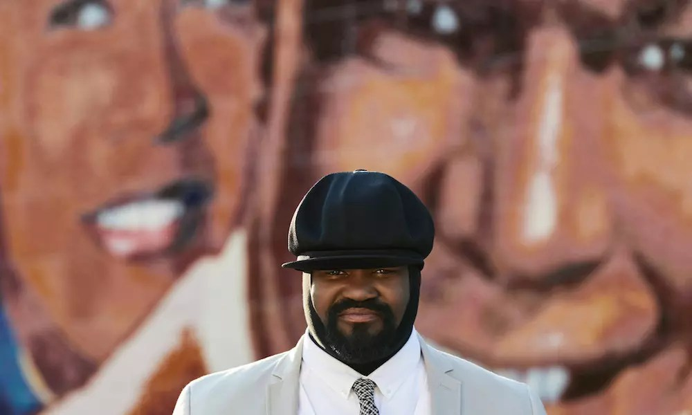 """Le Meilleur """"It's Been A Gift"""" Gregory Porter On His 'Duet' With Nat Ce Mois Ci"""