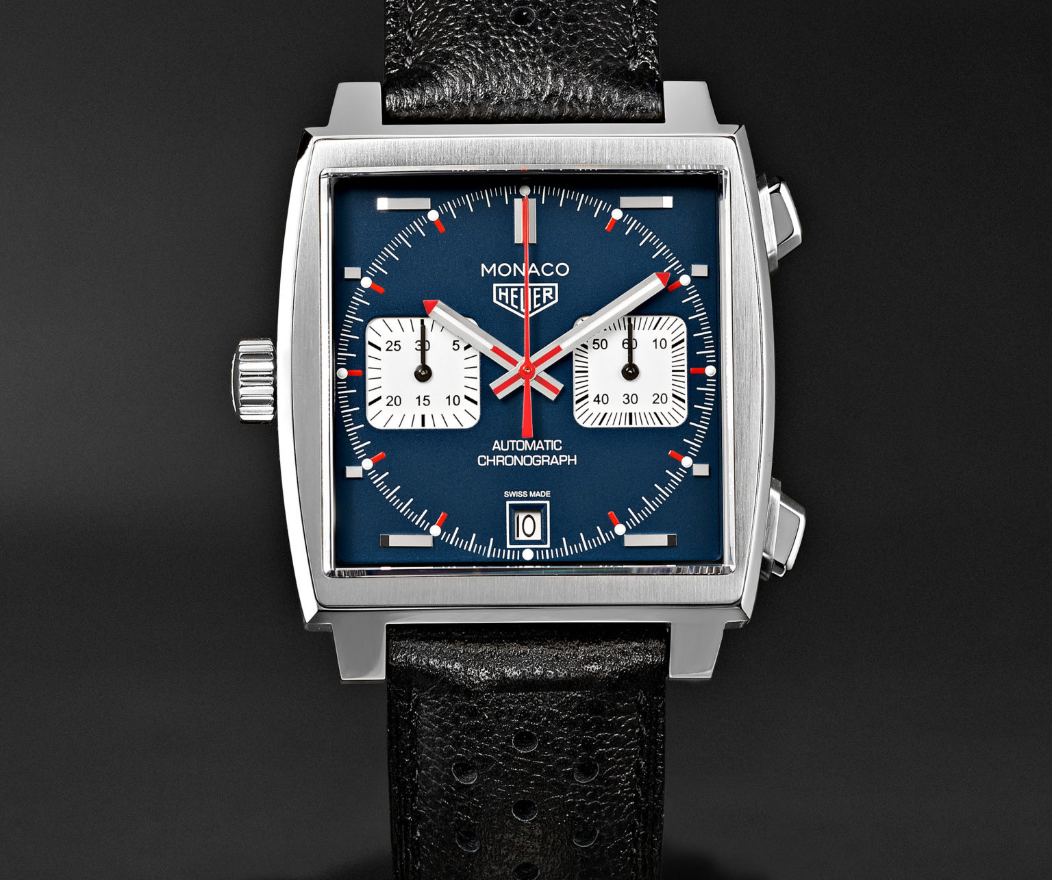 Le Meilleur Mr Porter Adds 30 Tag Heuer Models To Its Online Style Ce Mois Ci
