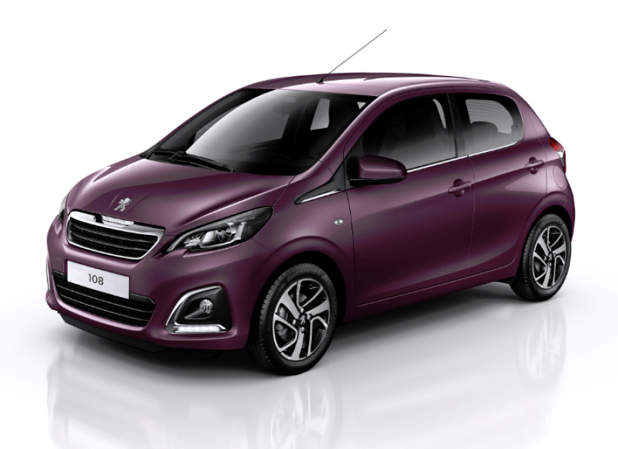 Le Meilleur Used Peugeot 108 2018 Red For Sale In Kildare Ce Mois Ci