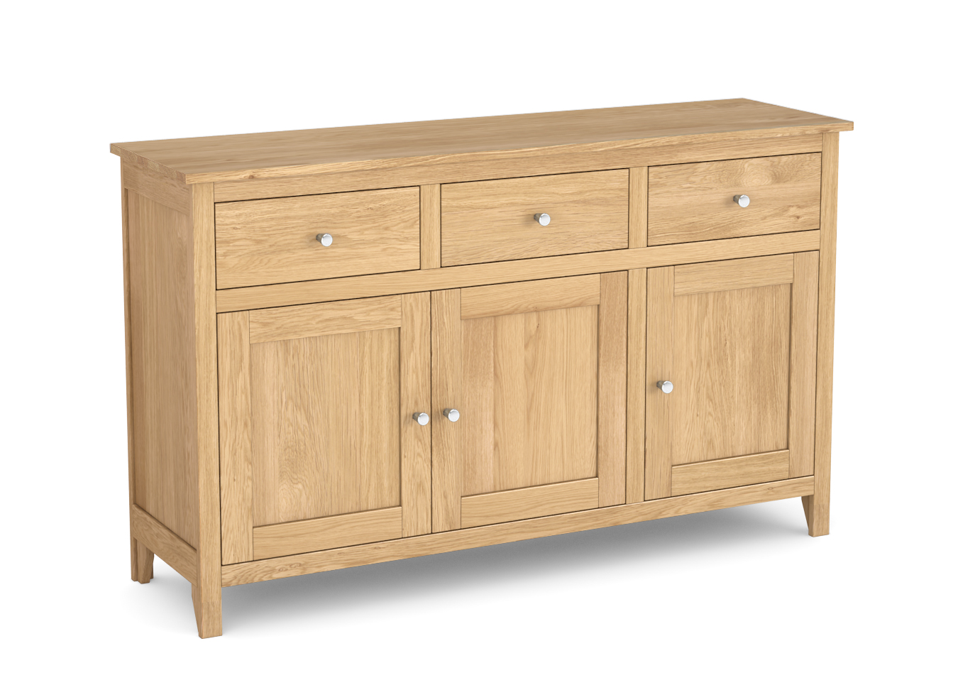 Le Meilleur Nimbus 3 Drawer 3 Door Sideboard Choice Furniture Ce Mois Ci
