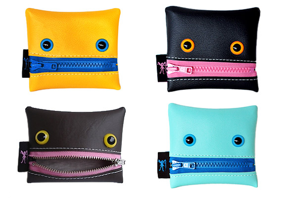 Le Meilleur Monster Coin Pouches Now For Kids By E Glue Ce Mois Ci