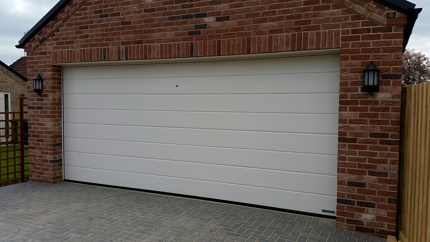 Le Meilleur Hormann Sectional Door Fitted In Brisley Norfolk Today Ce Mois Ci