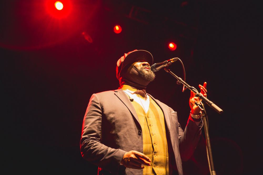 Le Meilleur Gregory Porter Gallery London In Stereo Ce Mois Ci