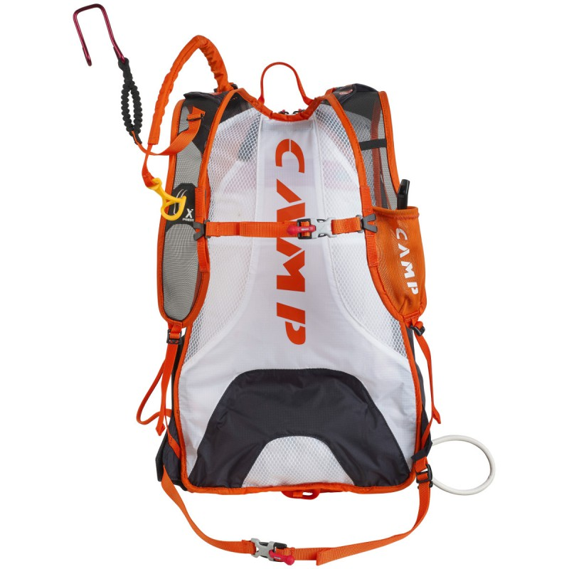 Le Meilleur Sac À Dos Ski De Rando Rapid Racing Orange Blanc Camp Ce Mois Ci